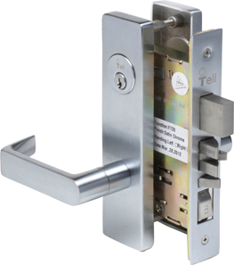 High Security Mortise Lock